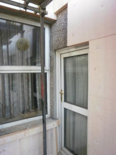Incorrect installation of EWI